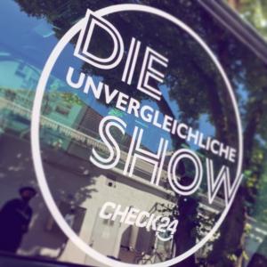 Die Unvergleichliche Show, Videoschnitt, Trailer, Videoproduktion   videoproduktion münchen   uppercut   upper cut   Cutter München   Videoschnitt München